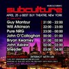 John Askew - Live At Subculture New York 25 - 04 - 2015