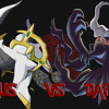 Darkrai vs Arceus | Batallas Rap de Pokémon | Kinox