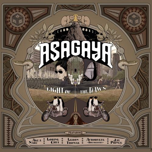 ASAGAYA -  In The Mountain Of Bliss Feat. Leron Thomas