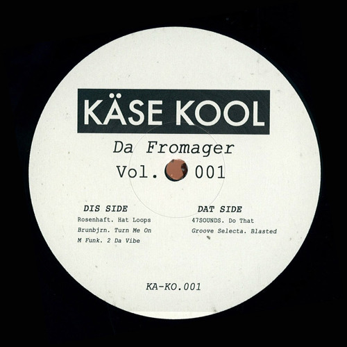 M Funk - 2 Da Vibe (Original Mix)