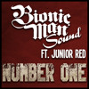 BIONIC MAN SOUND Feat . MC JUNIOR RED - Number One