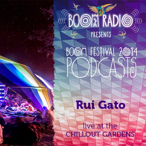 Rui Gato - Chill Out Gardens 09 - Boom Festival 2014