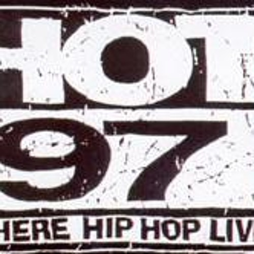 Funkmaster Flex April 1995 Hot 97 Tim Westwood (rap exchange)