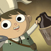 potatoes and molasses - over the garden wall