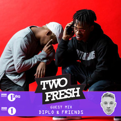 Two Fresh - Diplo & Friends Mix