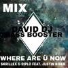 Mix - David Dj Bass Booster - Where Are U Now * Skrillex and Diplo Feat. Jusitin Biber
