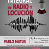 Nota sobre taller de radio y locución - Casino FM (Paysandú)