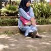 iseng nyanyi dangdut *ikhlas - cover by me