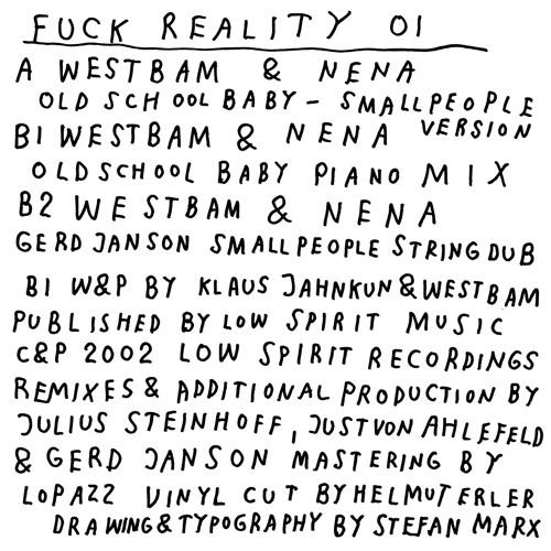 Fuck Reality 01