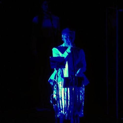 "Elizabeth Fraser [ COCTEAU TWINS ] - ""Enoesque"" Live in 2012"