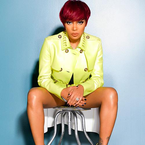 Interview: Monica On New Trendsetter Sense Single 'Do Me Like That' & New Album 'Code Red'