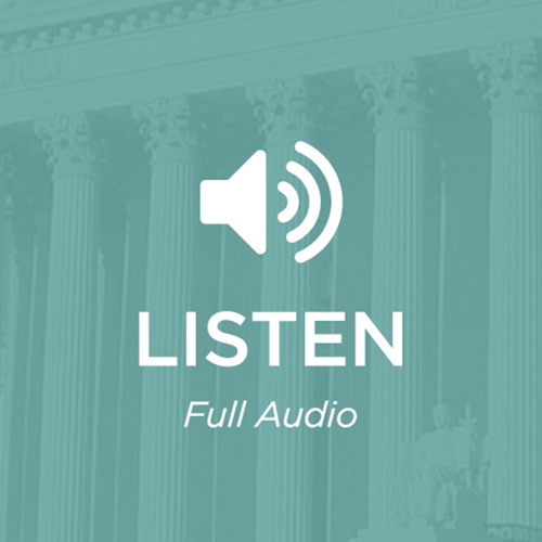 AUDIO: Question 2 of 'Obergefell v. Hodges' at the Supreme Court