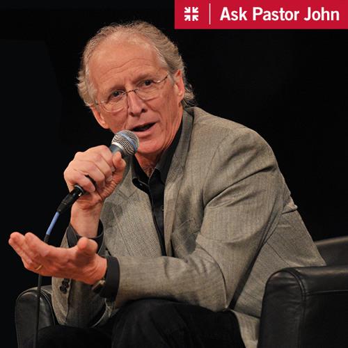Ask Pastor John - Magazine cover
