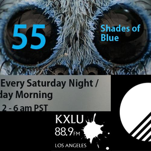 KXLU 55 SHADES OF BLUE Featuring SOVIET