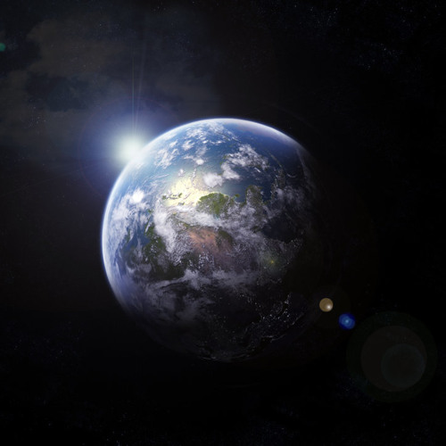 Healing The Planet Guided Meditation