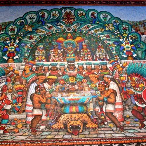 Aztecas y Tlaxcaltecas - parte 2