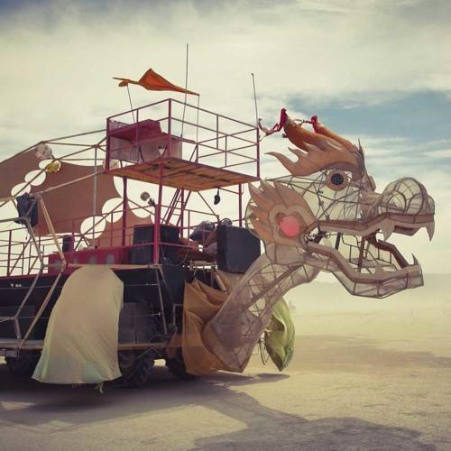 Bells & Whistles on the Bixi 909 at Burning Man 2014