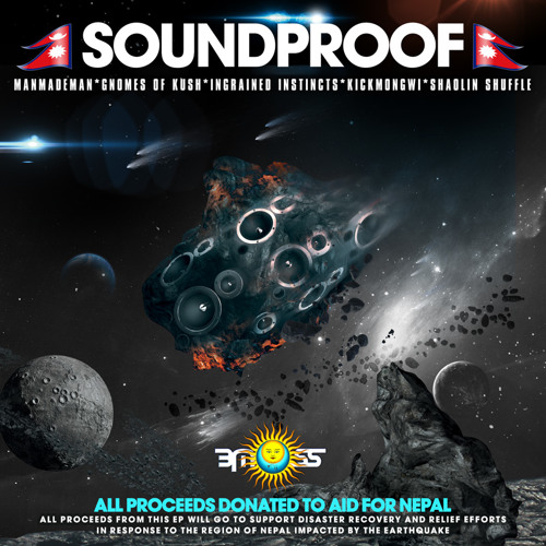 SOUNDPROOF (AID FOR NEPAL)