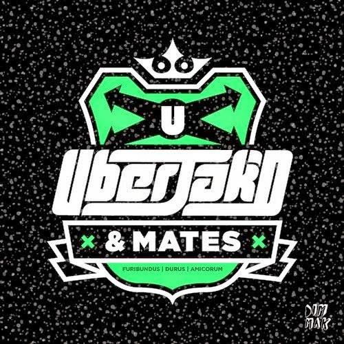Uberjak'd - Uberjak'd & Mates EP