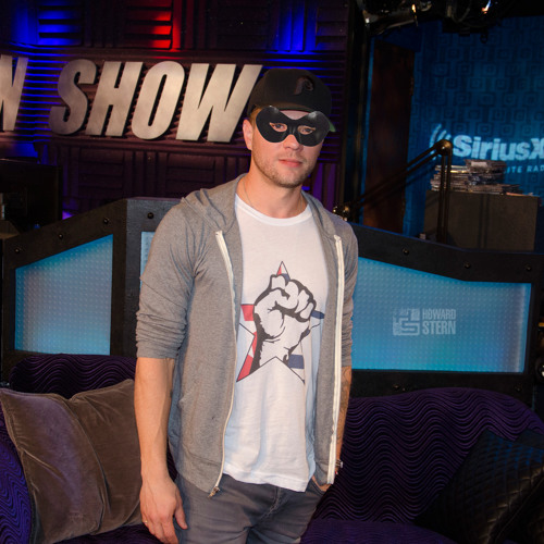 Stern Show Clip - Howard Talks To Ryan Phillippe About Marvel