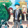 "Yamada-kun to 7-nin no Majo/Opening Theme: ""Kuchiduke Diamond"" by WEAVER"