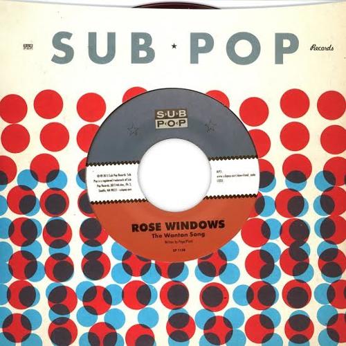 Rose Windows - The Wanton Song