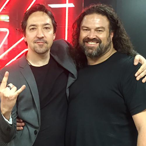 Mikey Havoc & Jon Toogood 'The Killjoy Interview' - April 30 2015
