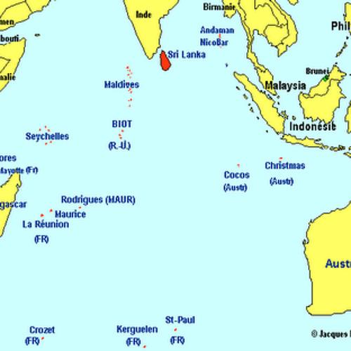 Indian Ocean  Electronic
