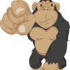 Podcast : Wenn Gorillas Musik machen könnten...würden sie vor jedem Auftritt klopfen!