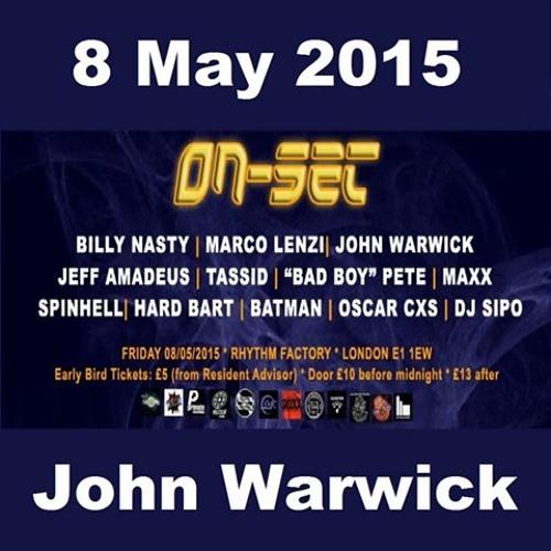 Warwick On - Set Promo Mix 30042015
