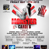 #RadioDrop Monster 4th Year featuring Cardi B presented by MeetMeInToronto.com