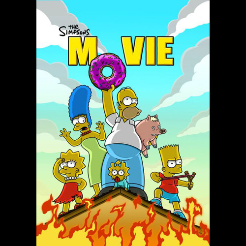 Spider Pig The Simpsons Movie By Michael A Levine On Soundcloud Hear The World S Sounds