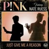 Pink Ft Nate Ruess - Just Give Me A Reason (Almost Studio Acapella)