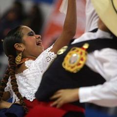 Marinera Norteña (cantada) - Con Pañuelos Al Aire