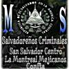 MS13 GCS a San Salvador Centro