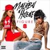 Figure 8 Maliibu N Helene Clean Album Cover