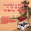TA MA PÔR (MALUCO) - BREYTH & CAIANDA FT SP DEVILLE RADIO EDIT
