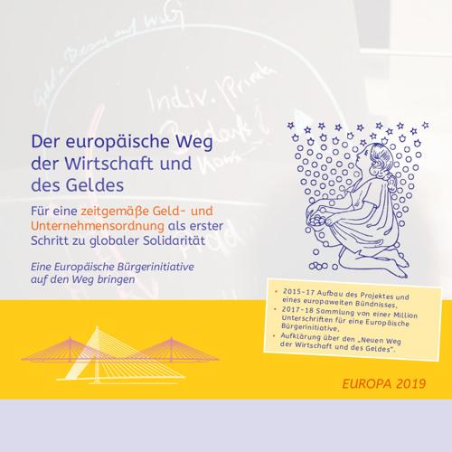 Der europäische Weg der Wirtschaft und des Geldes (audio)