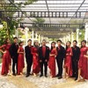 Chrisye - Cintaku Cover by Vocal Group UI 2014 feat. Ronald Wilson mp3