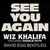 Wiz Khalifa - See You Again (David Egg's Bootleg)Free Download Portada del disco