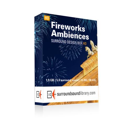 Fireworks Ambiences Surround Design Box