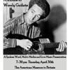 Woody Guthrie Tribute Radio Interview