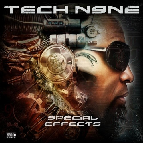 Tech N9ne - Magazine cover