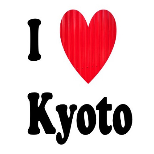 I heart Kyoto