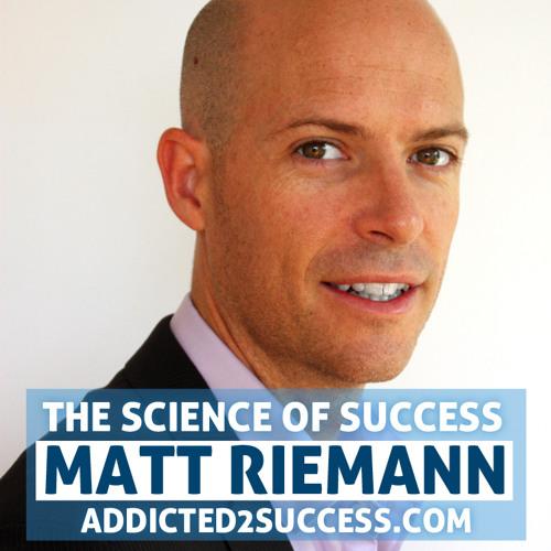 Matt Riemann - The Science Of Success
