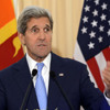 The statement of US Secretary of State John Kerry