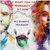 DJ Dumpz - I Want You to Runaway at 9pm (Zedd ft Selena Gomez vs ATB vs Galantis)