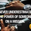 The Power Of The Mission...from Success Never Sleeps Series