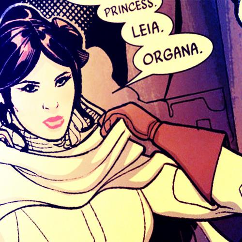 Episode 005: Princess Leia #4