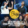 Gina Dewi, Dwi Panji, Tika Prasastya, Kevin Lim - Don't Stop Believin' (Glee) LIVE at TVRI